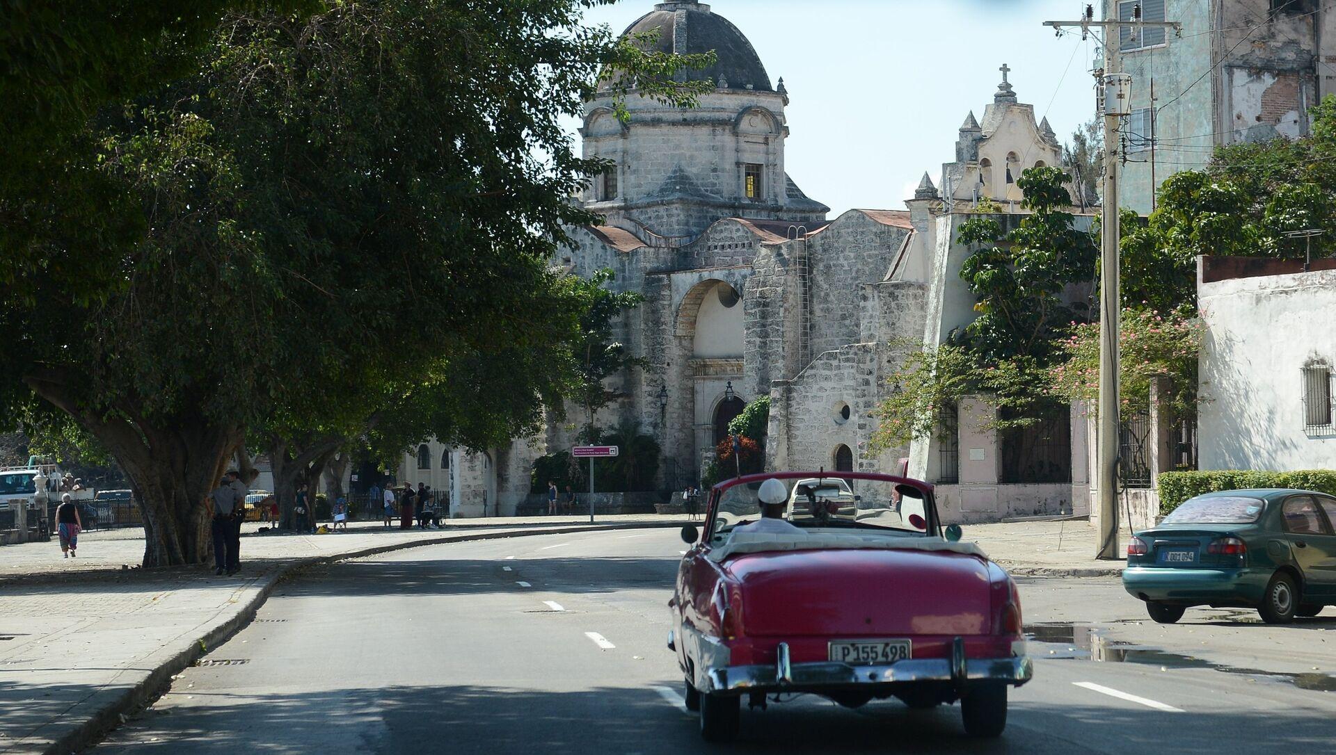 Гавана, Куба - Sputnik Беларусь, 1920, 14.06.2021