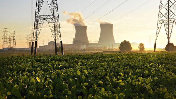 АЭС в Бельгии - Sputnik Беларусь