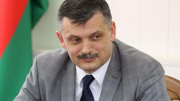 Міністр спорту і турызму рэспублікі Сяргей Кавальчук - Sputnik Беларусь