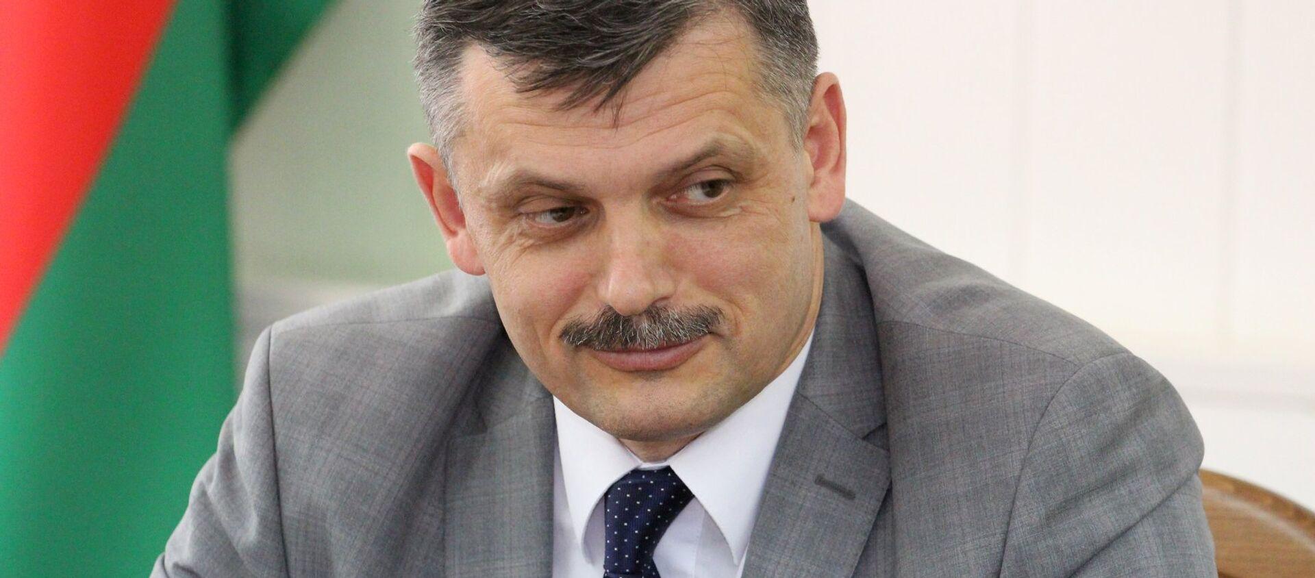 Министр Сергей Ковальчук - Sputnik Беларусь, 1920, 25.05.2021