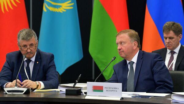 Премьер-министр РФ Д. Медведев принял участие в заседании Евразийского межправительственного совета глав правительства стран ЕАЭС - Sputnik Беларусь