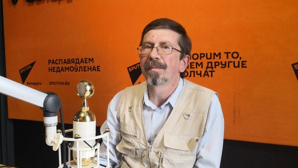 Бонча: сегодня Кровавая Луна будет править на Земле целых 4 часа - Sputnik Беларусь