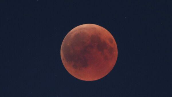 Лунное затмение - Sputnik Беларусь