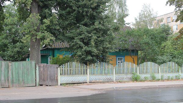 Дом, дзе жыў Уладзімір Караткевіч - Sputnik Беларусь