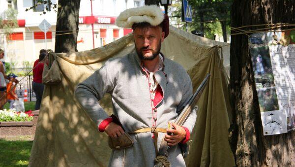 Рэканструктары ўзнавілі старажытныя часы - Sputnik Беларусь