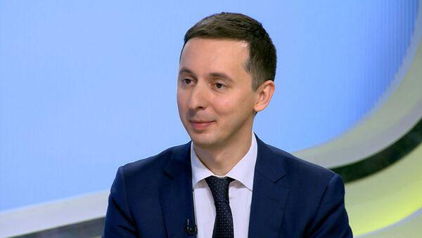 Директор НИИ организации здравоохранения и медицинского менеджмента Москвы Давид Мелик-Гусейнов - Sputnik Беларусь