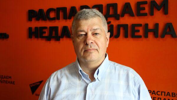 Нутрициолог, специалист в области здорового питания Юрий Цереня - Sputnik Беларусь