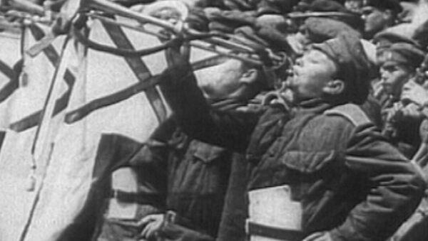 104 гады з пачатку Першай сусветнай вайны - Sputnik Беларусь