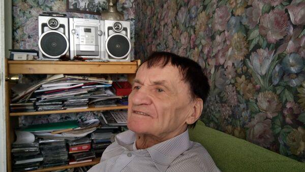 Советский и белорусский композитор, народный артист СССР Игорь Лученок  - Sputnik Беларусь