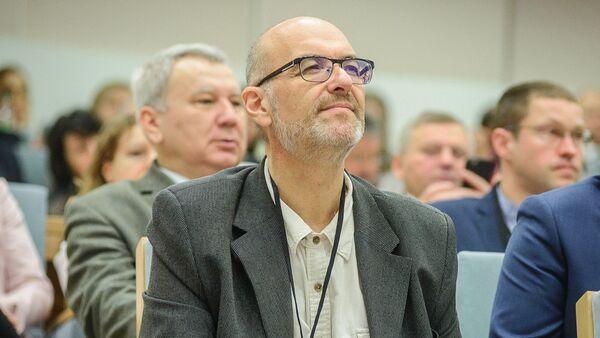 Юрый Зісер, заснавальнік і саўладальнік беларускага інтэрнэт-рэсурсу TUT.BY - Sputnik Беларусь