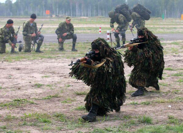 Армейскія гульні 2018 - Sputnik Беларусь