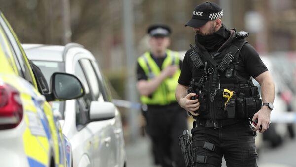 Полиция Великобритании - Sputnik Беларусь