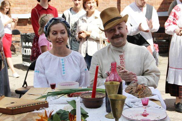Свята роднай ежы ў Мінску - Sputnik Беларусь
