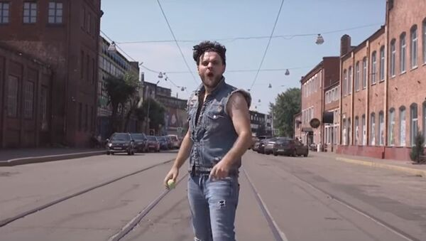 Uzari напісаў гімн для St. Petersburg Open 2018 - Sputnik Беларусь