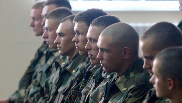 Более 50 солдат-срочников признаны потерпевшими по делу Александра Коржича - Sputnik Беларусь