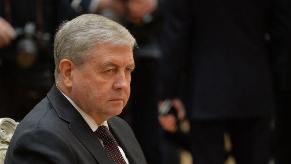 Экс-віцэ-прэм'ер рэспублікі Уладзімір Сямашка - Sputnik Беларусь