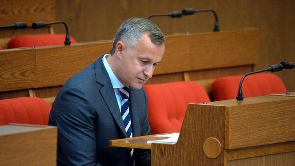 Бывший первый вице-премьер Василий Матюшевский - Sputnik Беларусь