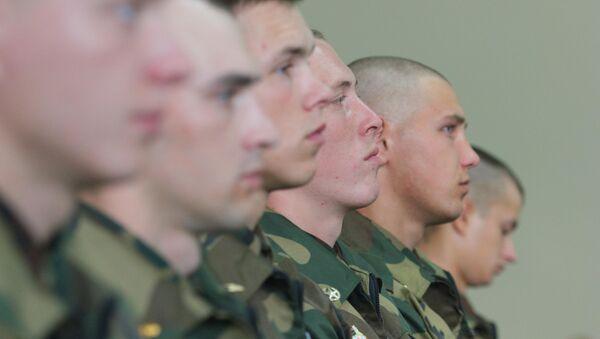 Потерпевшими по делу Коржича признано более 50 солдат срочной службы - Sputnik Беларусь