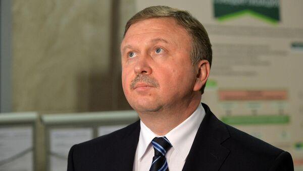 Экс-премьер-министр Андрей Кобяков - Sputnik Беларусь