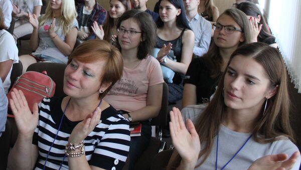 Слухачамі школы ў гэтым годзе стануць прадстаўнікі ЗША, Кітая, Германіі, Італіі, Чэхіі, Латвіі, Венгрыі, Расіі і Польшчы - Sputnik Беларусь