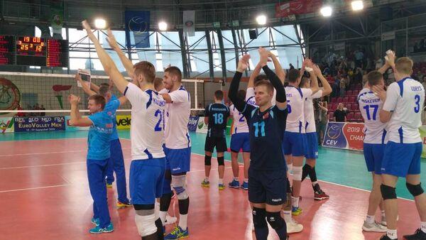 Мужская сборная Беларуси по волейболу, архивное фото - Sputnik Беларусь