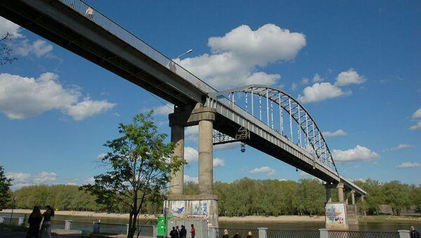 Мост через Сож в Гомеле - Sputnik Беларусь