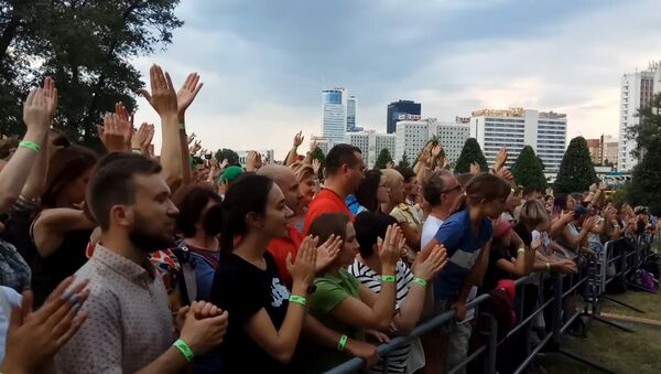 Свята для сям'і і сяброў: як прайшоў Хмельнов Fest - Sputnik Беларусь