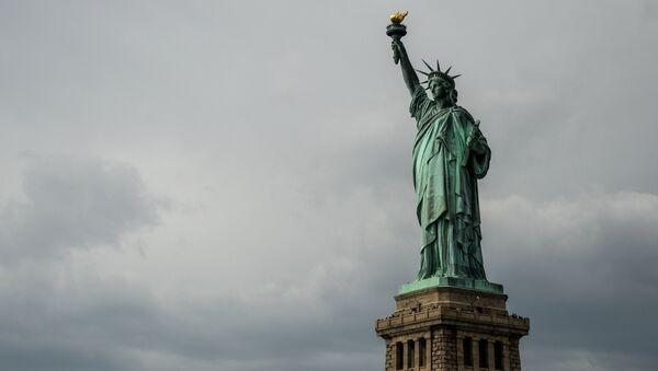 Статуя Свободы в Нью-Йорке. - Sputnik Беларусь