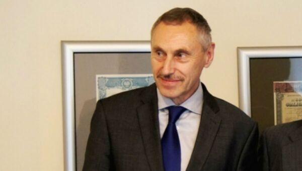 Экс-министр энергетики Литвы Арвидас Секмокас - Sputnik Беларусь