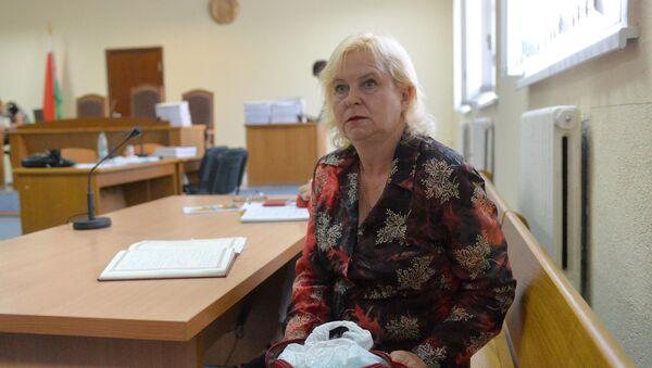 Мать погибшего солдата Светлана Коржич - Sputnik Беларусь