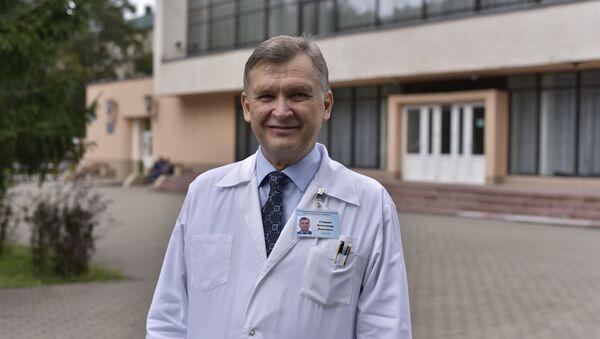 Директор РНПЦ психического здоровья, главный внештатный психиатр Минздрава Александр Старцев - Sputnik Беларусь