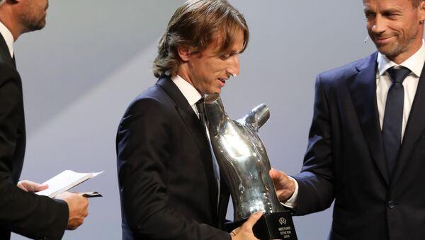 Луку Модрича назвали игроком года по версии УЕФА - Sputnik Беларусь