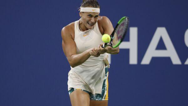 Арына Сабаленка на US Open - Sputnik Беларусь