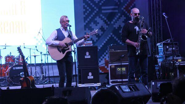 Лявон Вольскі на Камяніцы-2018 - Sputnik Беларусь