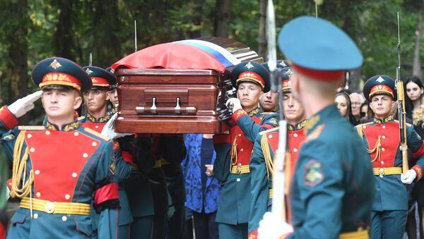 Прощание с Иосифом Кобзоном - Sputnik Беларусь