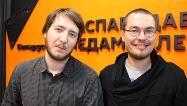 Моніч і Лытко: у Вераснёвую ноч у музеі можна асвоіць Урокі авангарду - Sputnik Беларусь