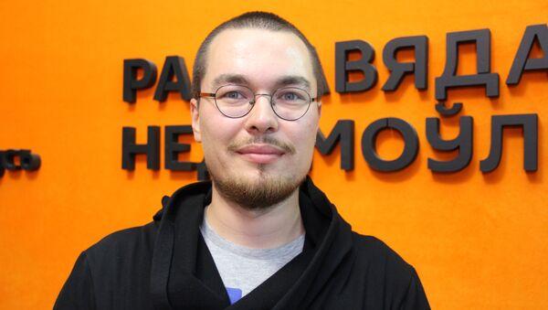Научный сотрудник отдела русского и зарубежного искусства Национального художественного музея Беларуси Никита Монич  - Sputnik Беларусь
