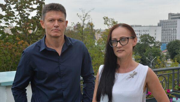 Радаева и Жилин о финале национального отбора на детское Евровидение - Sputnik Беларусь