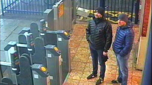 Фотографии обвиняемых в отравлении Скрипалей - Sputnik Беларусь