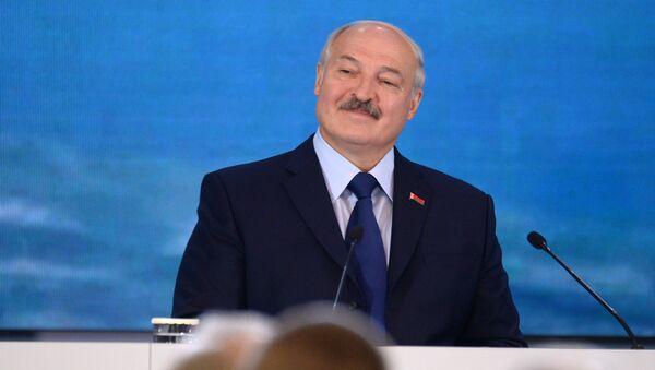 Прэзідэнт Аляксандр Лукашэнка - Sputnik Беларусь