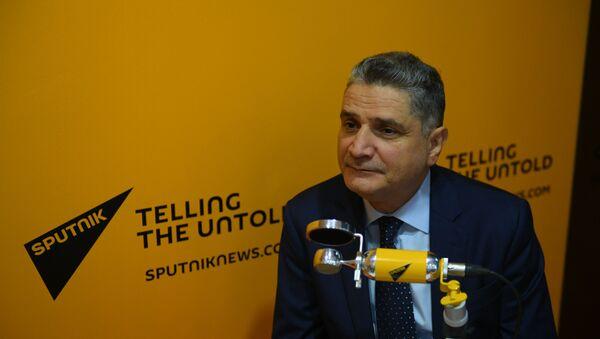 Председатель Коллегии Евразийской экономической комиссии Тигран Саркисян - Sputnik Беларусь