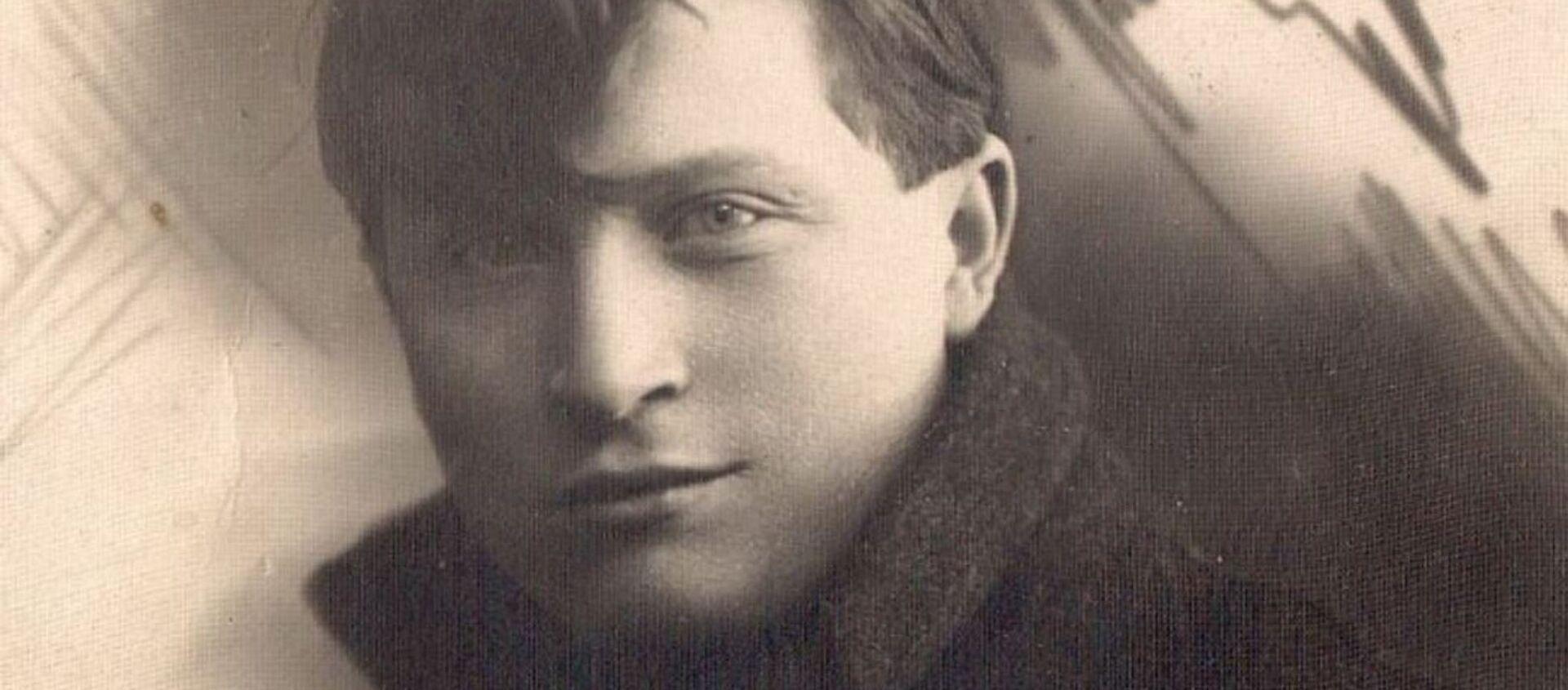 Язэп Пушча - Sputnik Беларусь, 1920, 14.09.2019