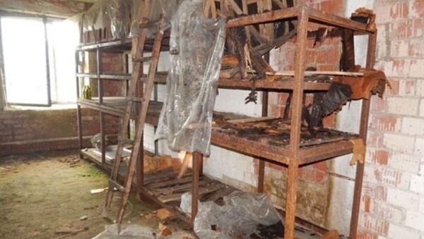 Ртуть обнаружили на старом складе предприятия в Орше - Sputnik Беларусь