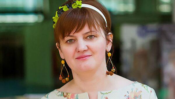 Эксперт па стылі Арына Кеян - Sputnik Беларусь