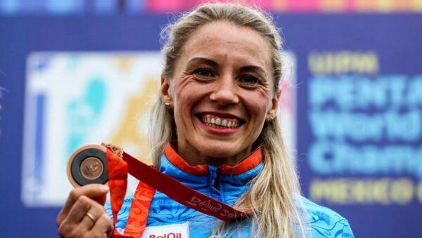 Анастасіі Пракапенка ўручылі бронзавы медаль Пекіна-2008 - Sputnik Беларусь