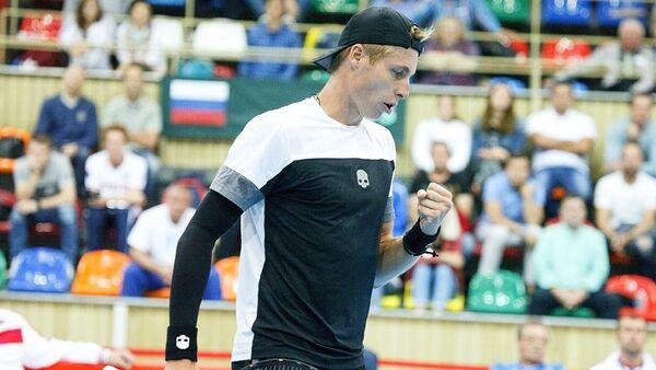 Беларус Ілья Івашка выйшаў у другі раўнд Australian Open - Sputnik Беларусь