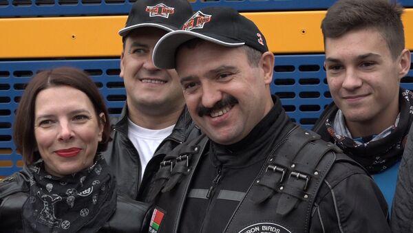 Віктар Лукашэнка - Sputnik Беларусь