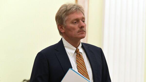Пресс-секретарь президента России Дмитрий Песков - Sputnik Беларусь