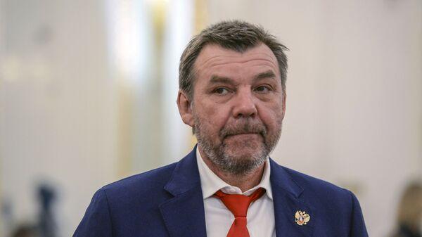 Хоккейный тренер Олег Знарок - Sputnik Беларусь