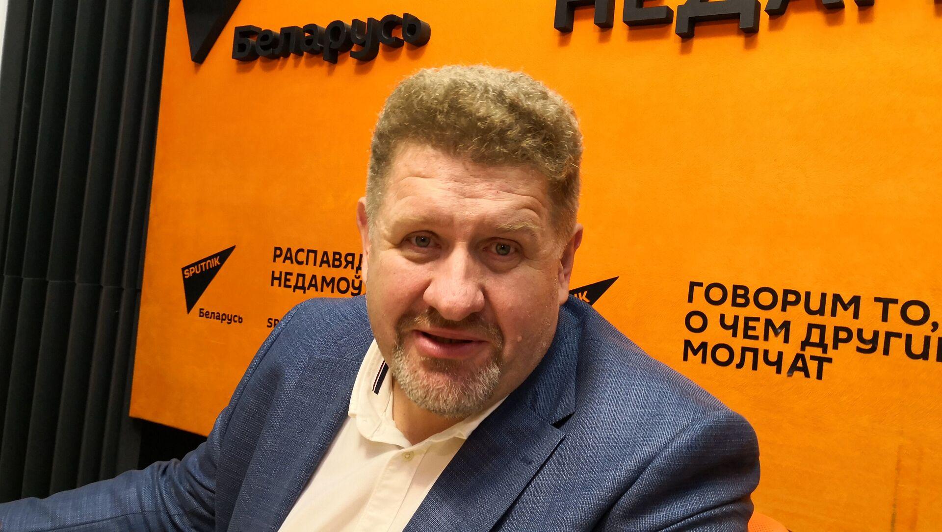 Украинский политолог, председатель правления Института украинской политики и Фонда Украинская политика Константин Бондаренко - Sputnik Беларусь, 1920, 06.04.2021